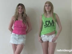 Lyra and Alana - netvideogirls