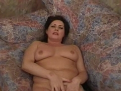 Casting Olga (fifty years old)