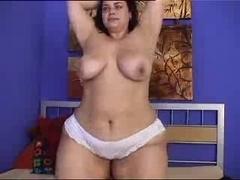 big beautiful woman on Livecam