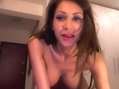 aariana4u non-professional episode on 1/30/15 16:59 from chaturbate