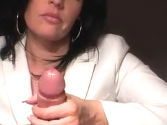Horny hiddenary Gives Head Her Boss