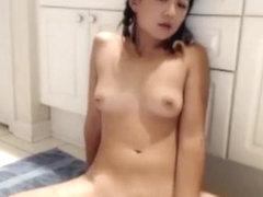 Hottest Webcam clip with Asian, Masturbation scenes