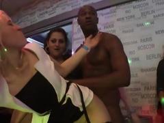 Horny pornstar in incredible lingerie, black and ebony porn video