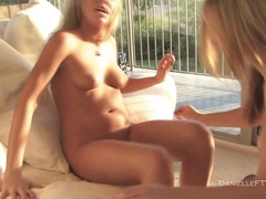 Incredible pornstar in Hottest Big Tits, Lesbian adult scene