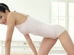 Fabulous pornstar in Amazing Softcore, Brunette adult video