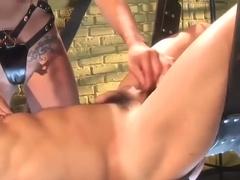 Strapon femdon mean girls dominate guy