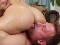 Jessie Rogers & Bill Bailey in Ass Master Piece