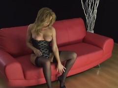 Horny pornstar in Best HD, Lingerie sex clip