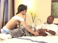 Exotic pornstar Jayla Starr in hottest asian, deep throat adult scene
