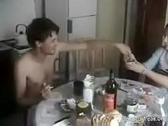 Russian students fuckfest