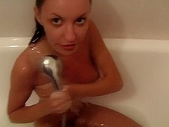 Aurita in a lusty pair fucking in a hot homemade porn