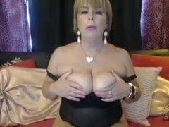 Skanky mature talking dirty