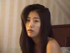 My beautiful Asian babe likes cock