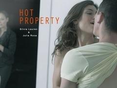 Julia Roca in Hot Property - StepmomLessons