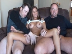 milf and two cocks