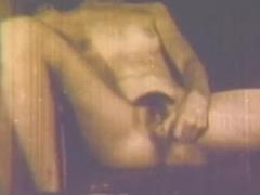 Retro Porn Archive Video: Granpa Black Sock Scandals 01