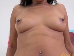 Amazing pornstar Yasmine De Leon in Horny Interview, Black and Ebony porn movie