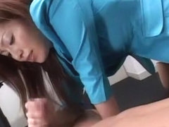 Exotic Japanese whore Naomi Hirose in Incredible Cougar, Handjobs JAV movie