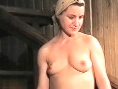 Hidden cameras in public pool showers 979