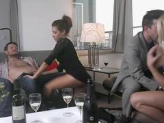 Fabulous pornstar Brittany Bardot in exotic cumshots, interracial adult movie