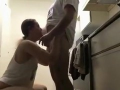 Redneck taboo kitchen sex. it's ok to fuck your stepgirl, right?