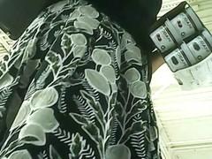 upskirt indian woman dft