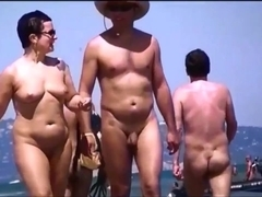 Nudist Beach Encounters 010