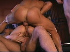 gia paloma in a double anal
