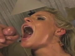 PHOENIX MARIE Swallowing Compilation