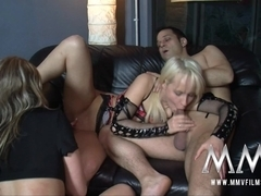 MMVFilms Video: Swapping Girlfriends