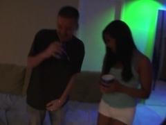Teen surrenders her fuckholes