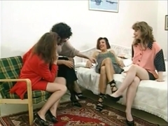 4 Lesbian Girls 2