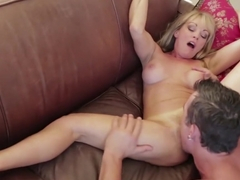 Fabulous pornstar Shayla LaVeaux in exotic cunnilingus, milf sex movie