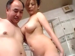 Crazy Japanese whore Aoi Mizumori in Amazing Hardcore, POV JAV video