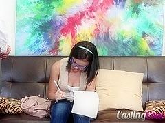 Casting Couch-X Video: Dillion Harper