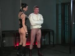 Amazing pornstar in Horny Handjobs, Femdom xxx scene