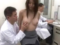 Incredible Japanese girl Ami Morikawa in Fabulous Medical, Big Tits JAV movie