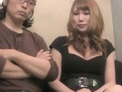 Exotic Japanese model in Horny /Futanari, Guy Fucks JAV clip