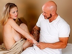 Katie Kox & Derrick Pierce in What Is Inspiring To You Video
