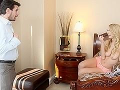 Natalia Starr, Manuel Ferrara in Babysitter Diaries #13,  Scene #03