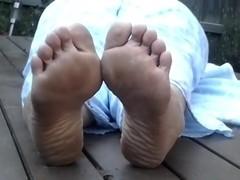 Feet soles 31