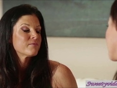 India Summer and Sovereign Syre try something new together
