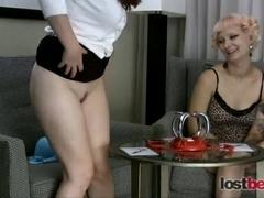 Disrobe Shockinaw with Faye and Liilii