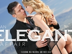 Mia Malkova & Mick Blue in An Elegant Affair Video