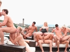 These guys fuck guys and girls for pleasure