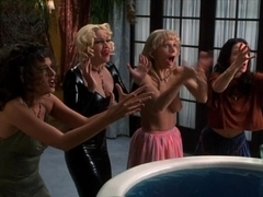 Madonna,Ione Skye,Sammi Davis,Alicia Witt in Four Rooms (1995)