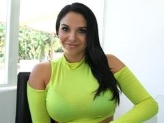 Latina From Cali Fucked Hardcore!