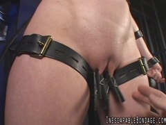 InescapableBondage Video: Cherry To's Tender Pussy