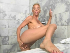 Amazing pornstar Alexis Fawx in Incredible Cumshots, Showers adult movie