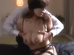 Crazy Japanese chick Sanae Asoh in Exotic Wife, Dildos/Toys JAV clip